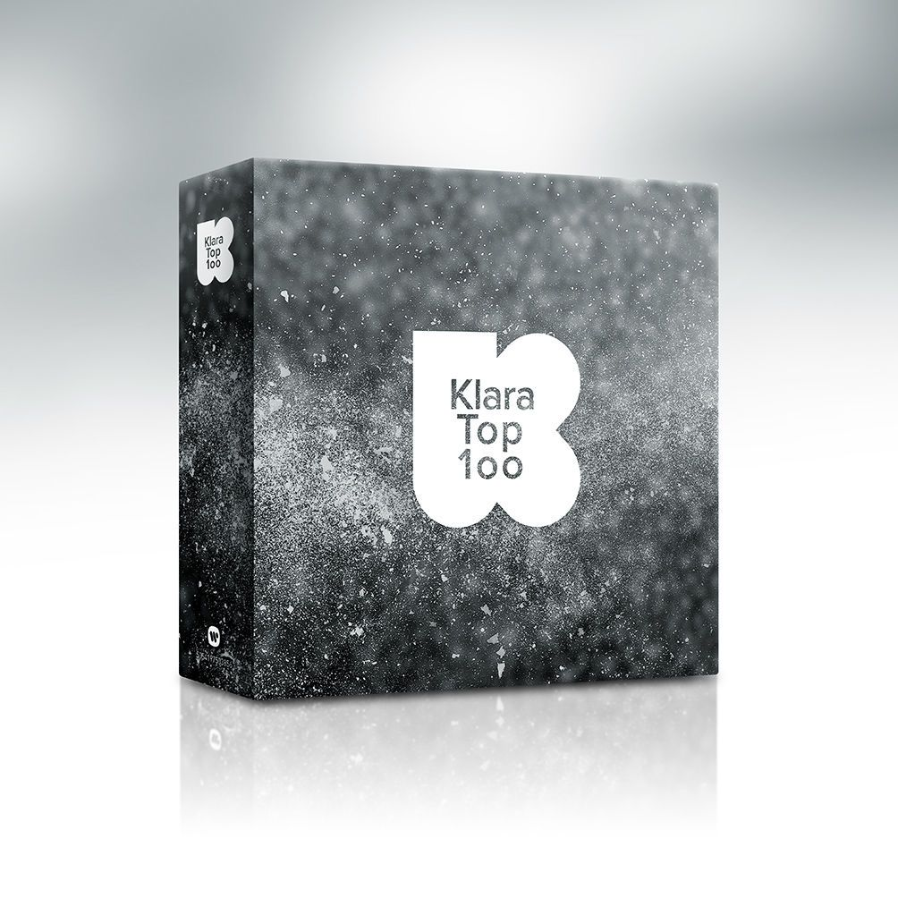 Top 100 CD box