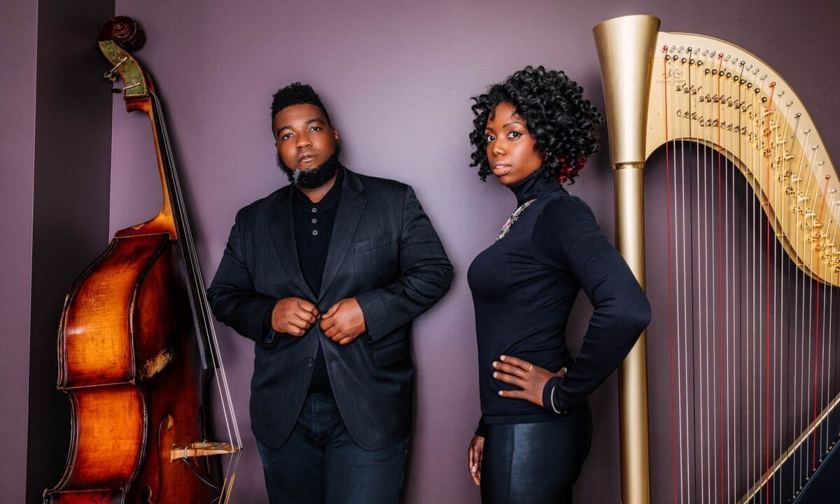 Dezron Douglas & Brandee Younger - Force Majeure