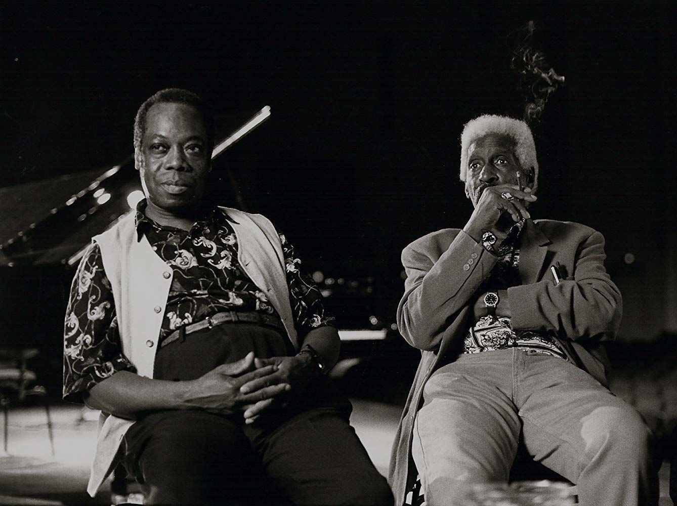 Andrew Cyrille & Mal Waldron