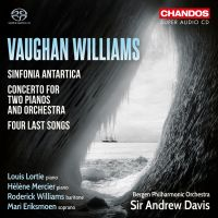 Vaughan Williams - Sinfonia antartica - Sir Andrew Davis