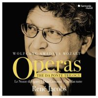 Mozart – Operas – The Da Ponte Trilogy – René Jacobs