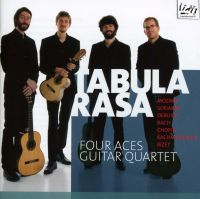 Four Aces Quitar Quartet - Tabula Rasa