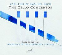 Carl Philipp Emanuel Bach - The Cello Concertos - Roel Dieltiens