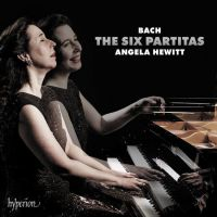 Bach - The six partitas - Angela Hewitt