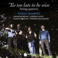 'Tis too late to be wise - Kitgut Quartet
