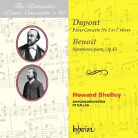 Auguste Dupont - Peter Benoit - Howard Shelley