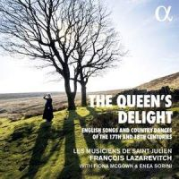 The Queen's Delight door François Lazarevich en zijn Les Musiciens de Saint-Julien: instant plezier