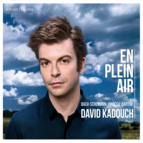 Hoes cd En plein air van David Kadouch