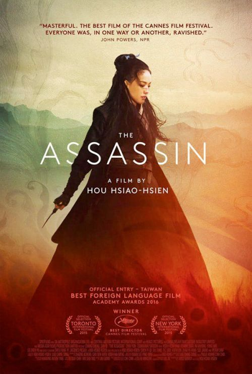 Filmposter van 'The Assassin'