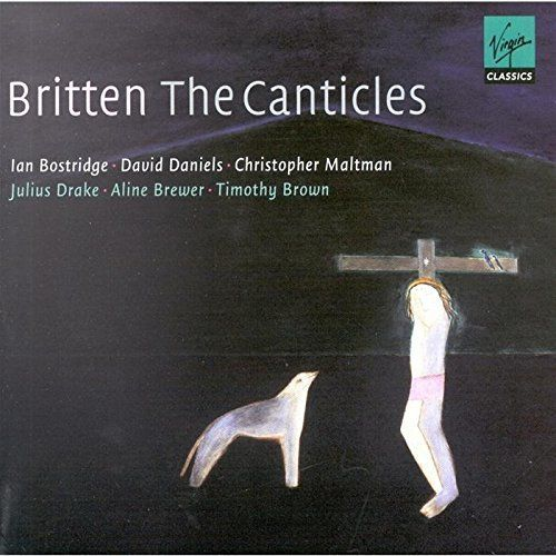 Hoes Canticle V 'The Death of Saint Narcissus' op.89 uit The Canticles