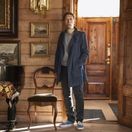pianist Leif Ove Andsnes