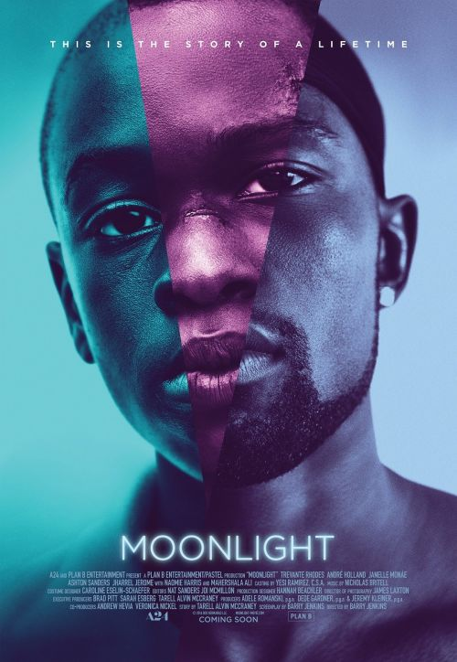 Moonlight, een film van Barry Jenkins