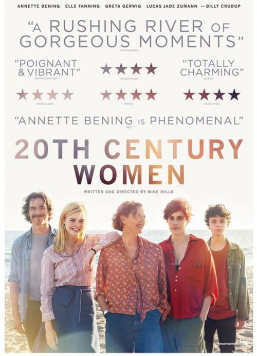 Affiche van de film 20th Century Women
