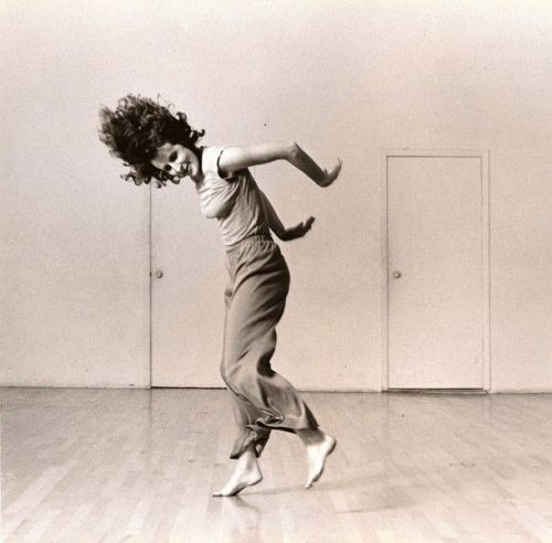 foto van Trisha Brown