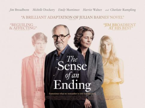 Filmposter van The Sense of an Ending
