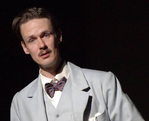 tenor Ian Bostridge