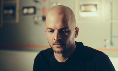 Nils Frahm in Late Night Shift