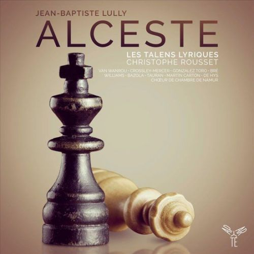Lully - Alceste - Christophe Rousset