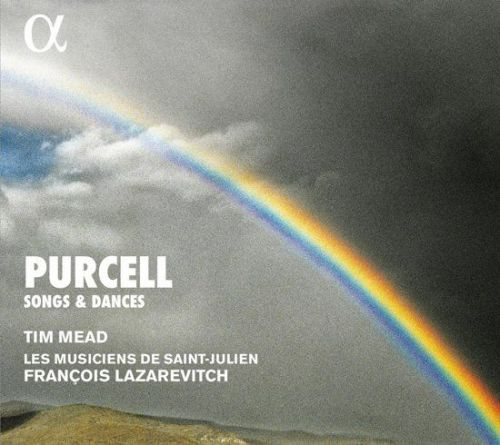 Purcell - Songs & dances - Tim Mead - Les Musiciens de Saint-Julien