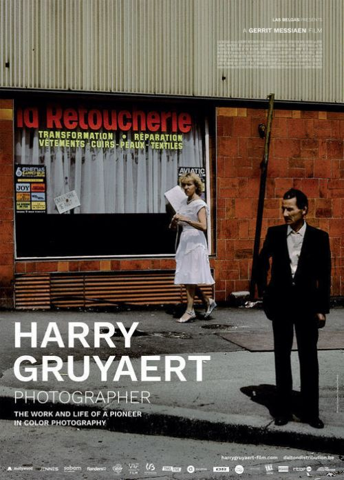 Affiche van 'Harry Gruyaert. Photographer'