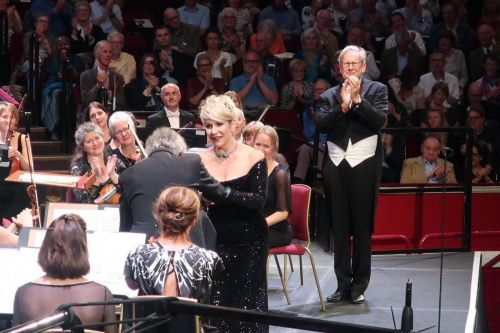 Joyce DiDonato in de Royal Albert Hall