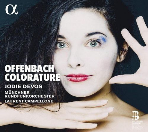 Offenbach - Colorature - Jodie Devos