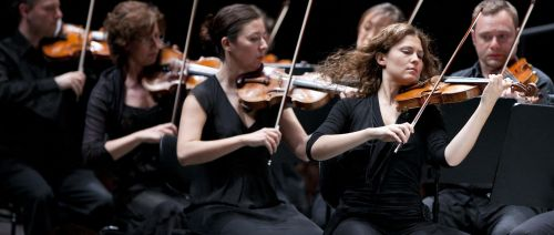 foto van Chamber Orchestra of Europe