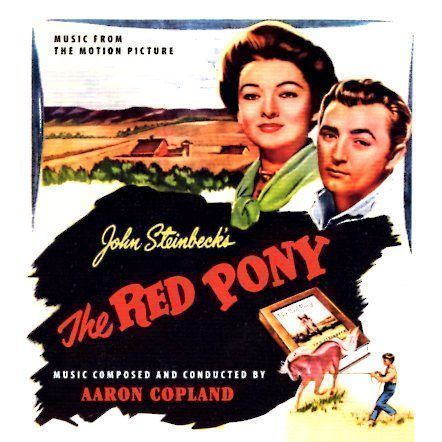 filmaffiche The Red Pony