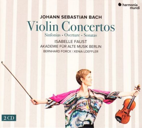 Bach - Violin Concertos - Isabelle Faust