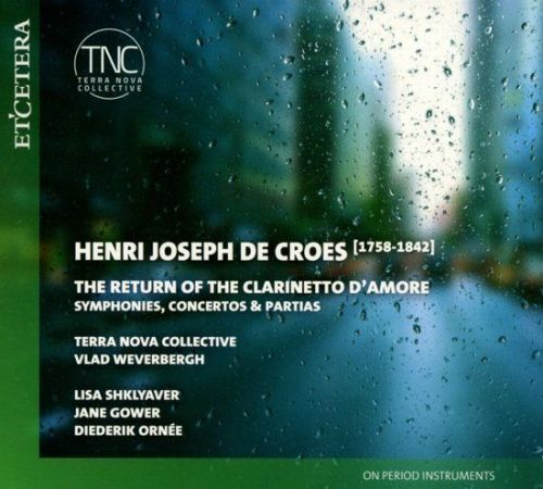 Hoes van de cd The Return of the clarinetto d'amore