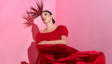actrice Rossy de Palma,