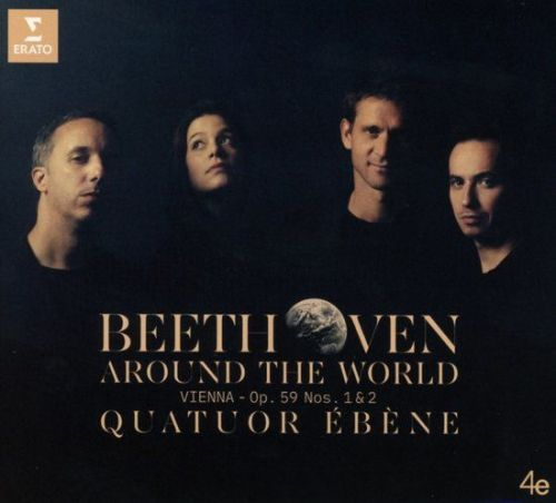 Beethoven - Around the world - Quatuor Ébène