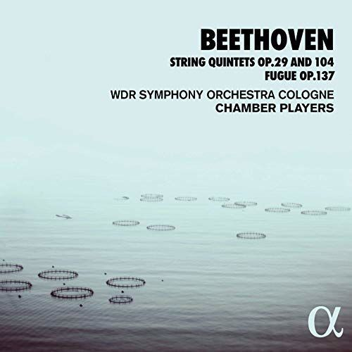 Beethoven - String quintets - WDR Symphony Orchestra Cologne Chamber Players