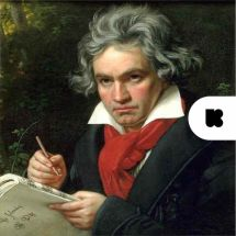 cover Beethoven de podcast