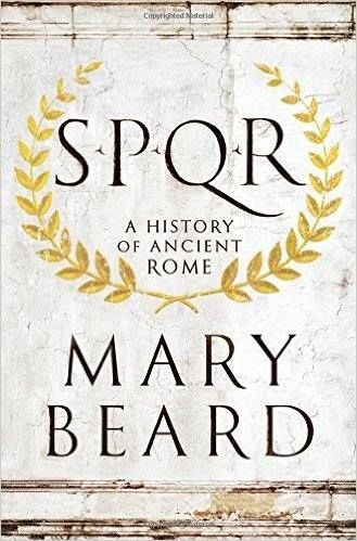 Cover van The Ancient History of Rome - Mary Beard